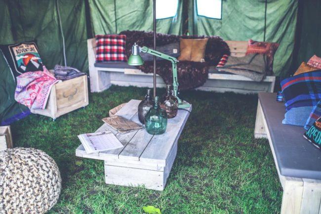 おしゃれキャンプ