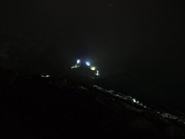 イジェン火山