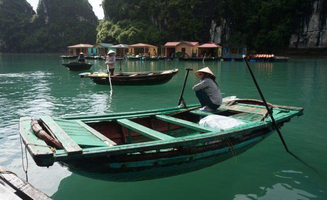 ベトナムボート