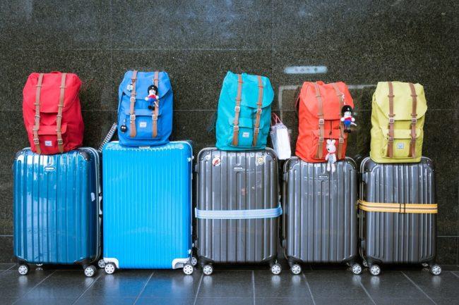 スーツケース機内持ち込み