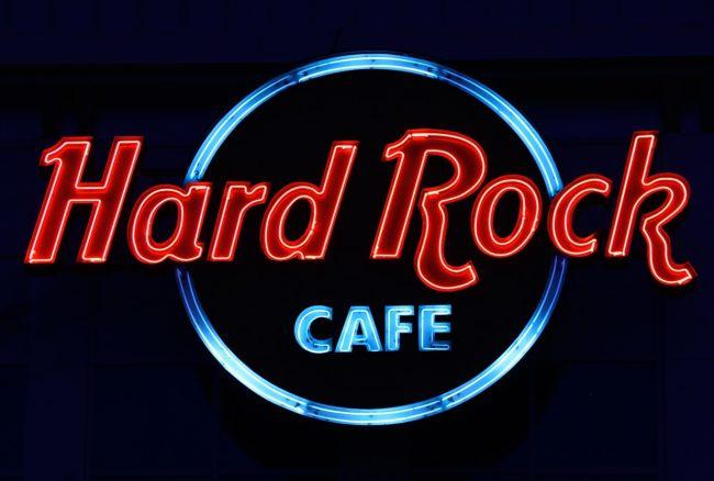ハードロックカフェのピンズ