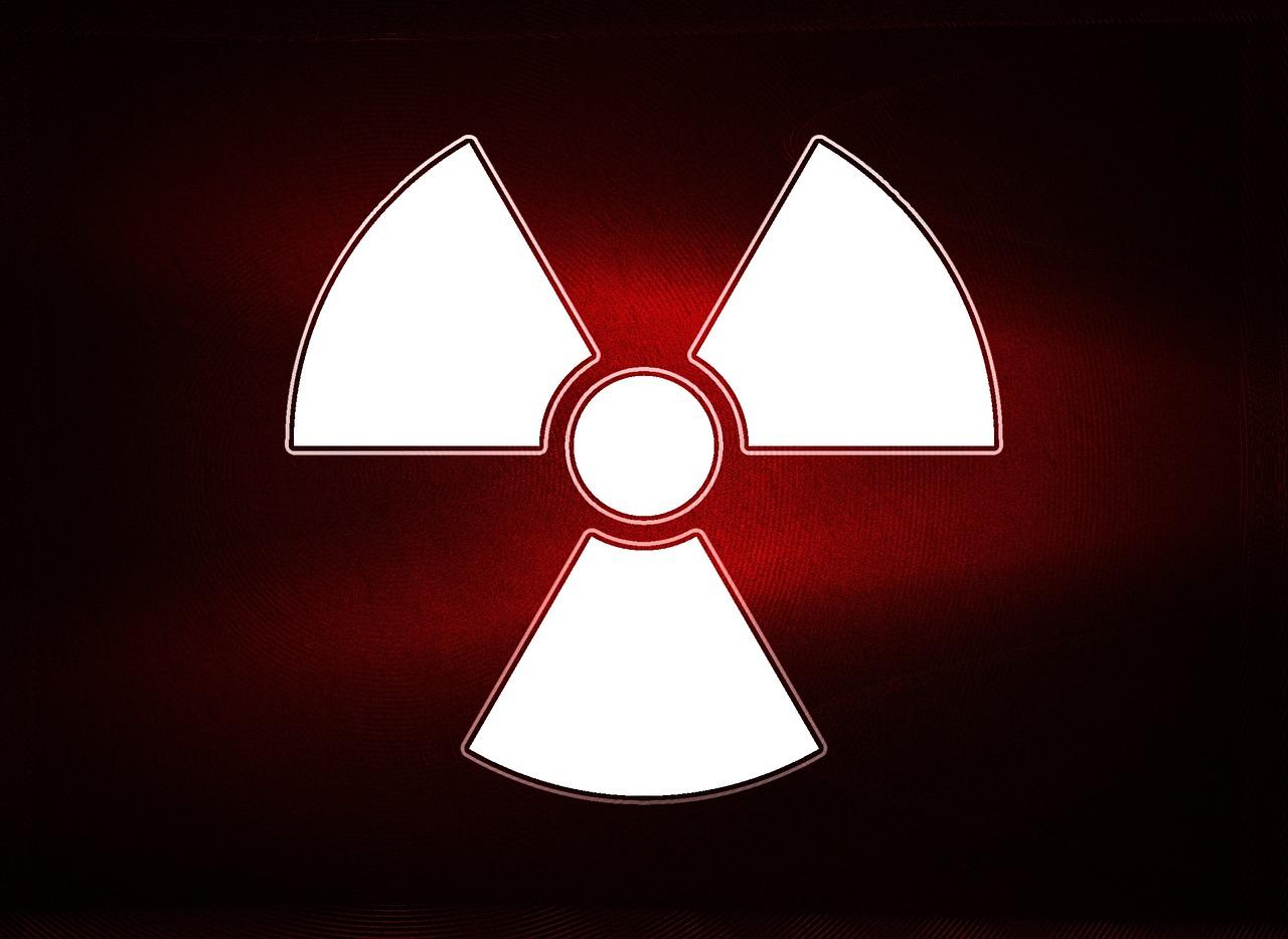 飛行機による放射線