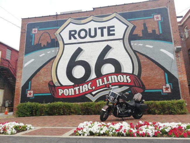 route66壁画
