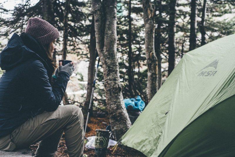 キャンプを始める